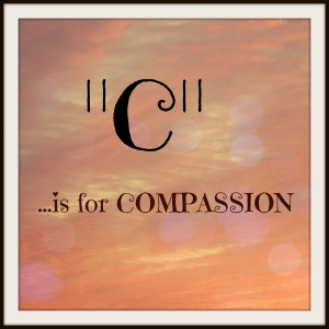 C is for COMPASSION