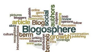 Blogosphere Info Graph