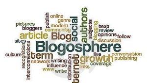 Blogosphere Info Graph