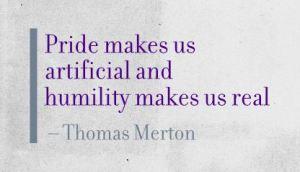 Humility & Pride Thomas Merton