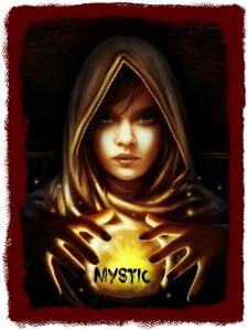 Mystic w crystal ball edit