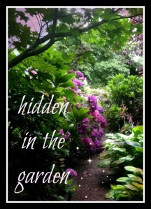 hidden inthe garden