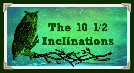 The 10 12 Inclinations